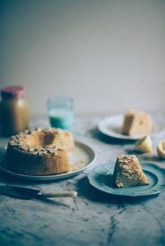 Lemon Ricotta Cake (Souvlaki For The Soul)