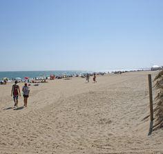 Playa de Urbasur en Islantilla - Isla Cristina (Huelva)