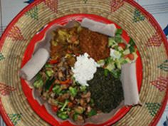 Langano Skies - highlighted in Avenue Magazine as best African restaurant in Edmonton! Ethiopian Restaurant, Great Recipes, Favorite Recipes, Food And Drink, African, Treats, Magazine, Ethnic Recipes, Sweet Like Candy