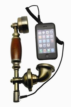 Victorian-style iPhone handset