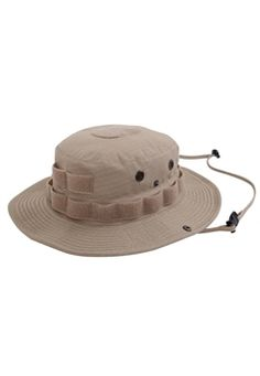 a18dc95e0f2 Tactical Rip Stop Tan Boonie Hat ! Buy Now at gorillasurplus.com Military  Cap