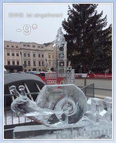 ENNS - älteste Stadt Österreichs  ( 22. April 1212) und erste CittaSlow Österreichs ( 2007 )