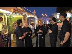 Bars, Restaurants, Shops... and Franciscan friars?