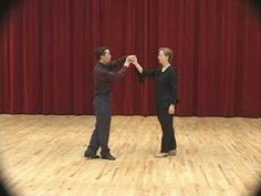 Beginners Jive - Change of Hands Behind the Back Dance Lesson