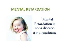 Image result for Myths and facts of Mental Retardation