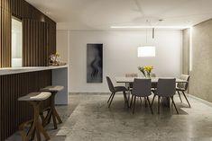 Apartamento DP por Carpaneda&Nasr Arquitetos Associados. Foto: Edgard César