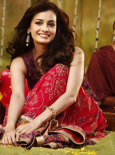 #diamirza #indian #jewelry #bollywood #simple #fashion, mode indienne.