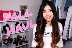 My Fall Haul Vid is up!!! Forever 21, H&M, Akira & Ulta!