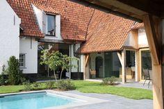 Belgian Style, Old Farm, House Goals, Apartment Interior, Home Interior Design, Home Projects, Future House, Outdoor Gardens, Facade