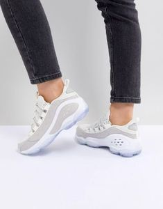 Browse online for the newest Reebok Classic Dmx Run 10 Ice Sneakers In Gray styles. Shop easier with ASOS' multiple payments and return options (Ts&Cs apply). Reebok, Air Max Sneakers, Sneakers Nike, Plimsolls, Nike Air Max, Trainers, Lace Up, Footwear, Running
