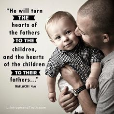 He will turn the hearts of the parents to their children and the hearts of the children to their parents; or else I will come and strike the land with total destruction. #Malachi 4:6 #NIV http://ift.tt/2eg1PbC  #hearts #heart #parenting #parents #parenthood #parent #child #children #booksofthebible #bible #biblejournaling #biblestudy #bibleverses #biblequotes #bibleverse #bibledaily #biblequote #verse #verseoftheday #scripture #jesuschrist #jesus #jesuscalling #jesus #father #fathers…