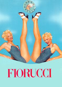 """""""Went to Fiorucci and it's so much fun there. It's everything I've always wanted, all plastic.""""-12/21/83 Warhol diary entry"""