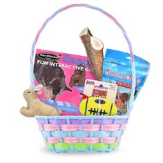Small animal pituitary surgery vince pinterest the perfect easter basket for your dog or give as easter basket with each adopted negle Choice Image