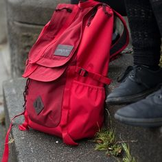 Urban Exploration with JanSport Outside Collection City Scene, Urban Exploration, Jansport Backpack, Baggage, Laptop Sleeves, The Outsiders, Camping, Backpacks, Adidas