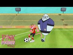 Pink on the Pitch | Pink Panther and Pals Cartoon | Barbie Cartoon