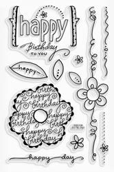 clear acrylic stamps | clear stamps | stamp supplies | scrapbooking supplies