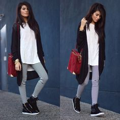 Sneakers kinda day | SpazMag.com #ootd