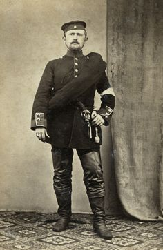 https://flic.kr/p/pViv8Q | Soldat fra 1864 3 | Soldat fra 1864-krigen / Soldier…