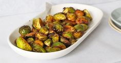 Roasted Buttery Brussels Sprouts - You Won't Be Able To Have Just One : Healthy Holistic Living