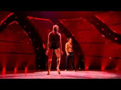 """Top 8 contestant Lindsay Arnold and all-star dancer Alex Wong perform a Jazz routine to """"Somebody That I Used to Know"""" choreographed by Sonya Tayeh on SO YOU THINK YOU CAN DANCE."""