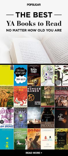 YA Books You'll Love No Matter How Old You Are: If cooler weather has you feeling wistful about sunny Summer memories, why not channel that nostalgia into your seasonal reading list with a few YA books?