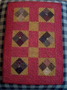 Cheri Payne's latest free pattern. Love Cheri's designs!