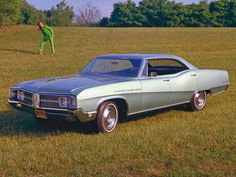 1968 Buick Le Sabre Maintenance/restoration of old/vintage vehicles: the material for new cogs/casters/gears/pads could be cast polyamide which I (Cast polyamide) can produce. My contact: tatjana.alic@windowslive.com