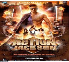 #ActionJackson: Old Wine In New Bottle! #moviereview by #shaijumathew
