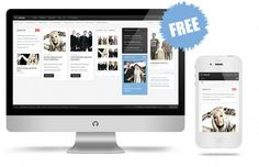 With templates you can control the appearance of Joomla. We ask you ten free and paid templates responsive ago for use with Joomla for inspiration.