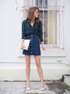 Fun yet chic. This could even be cute for a wedding. I'd totally wear this with wooden sandals or platforms even. Party attendee. Night out. Wedding attendee. Event attendee.