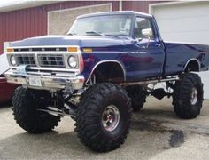 1977 Ford F-250 .