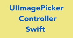 PickUp Images using UIImagePickerController in Swift. Latest Curtain Designs, Computer Programming, Apple Products, Swift, My Love, My Boo, Programming