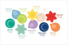 Fashion Color Report Spring 2013 by Pantone