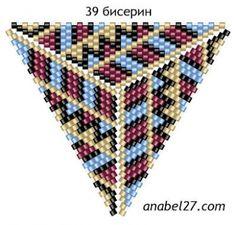 Vzory na 10 trojúhelníků - Přišpendlito