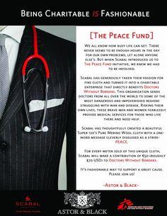 Peace Fund INFO