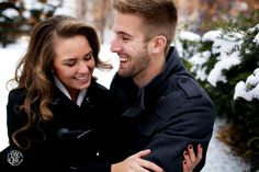 Winter Engagement Session | Saint Paul, MN | See more here http://www.oneone.co/blog/engagement-session-favorites-of-2013