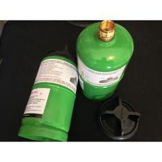 Mixture gas cylinder