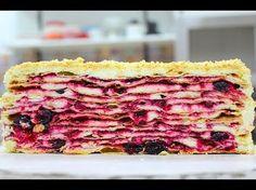 НЕРЕАЛЬНО ВКУСНЫЙ торт с КРЕМОМ ПЛОМБИР!!!! - YouTube