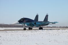 Su-34 before takeoff. Highest resolution possible