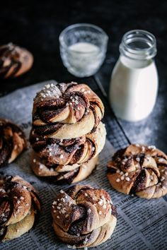 Instant Yeast, Sweet Bread, Food Styling, Nutella, Food Videos, Instagram Story, Food Photography, Bakery, Brunch