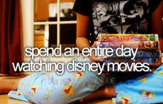 This would be the perfect day!