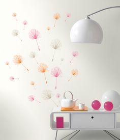 Collection : TRENDY STICKERS 2 / Fizz #Stickers #decoration #sticker #interieur #papierpeint #couleur #Caselio http://www.caselio.fr
