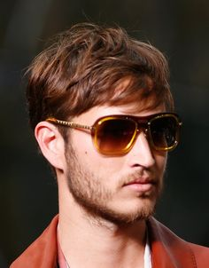 hairstyles for curly hair men 2012