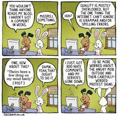 Tech writers