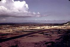 north field tinian island 1945