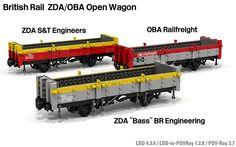Lego ZDA/OBA Open Wagon
