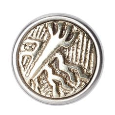 Nazca Lines Tree - This image may be found in Peru, where it was drawn in the desert sands and has stayed intact for thousands of years. Wearing these 'riddles in the sand' represents the eternity of life. (€17)