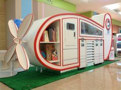 Our Airplane booth that is designed and built in house by our team of designers and carpenters. We had our exhibition to showcase our design service at Miniapolis Plaza Indonesia (Jakarta) last May 2013