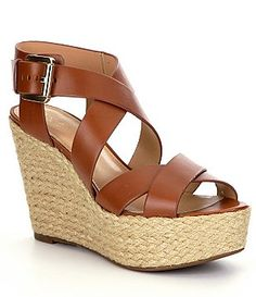 MICHAEL Michael Kors Celia Mid Wedge Sandals