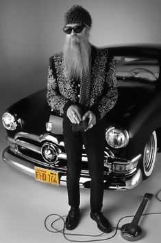 Billy F. Gibbons and Copperhead (ZZ Top) by Paul Morton on Billy Gibbons Guitar, Billy F Gibbons, Zz Top Band, Frank Beard, Sharp Dressed Man, Music Photo, Jimi Hendrix, Rock Style, Rock Music